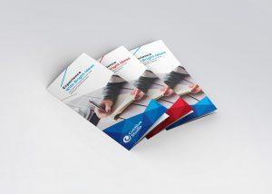 Eros Classy Tri-Fold Brochure Template