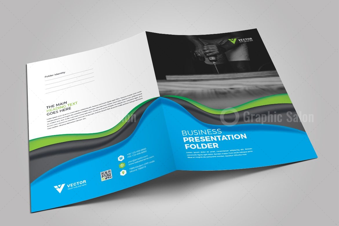 Medical presentation folder template graphic templates accmission Images