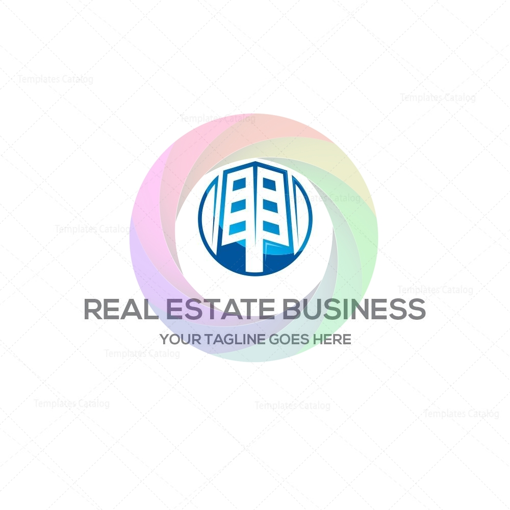 New generation logo template graphic templates real estate business logo template flashek Images
