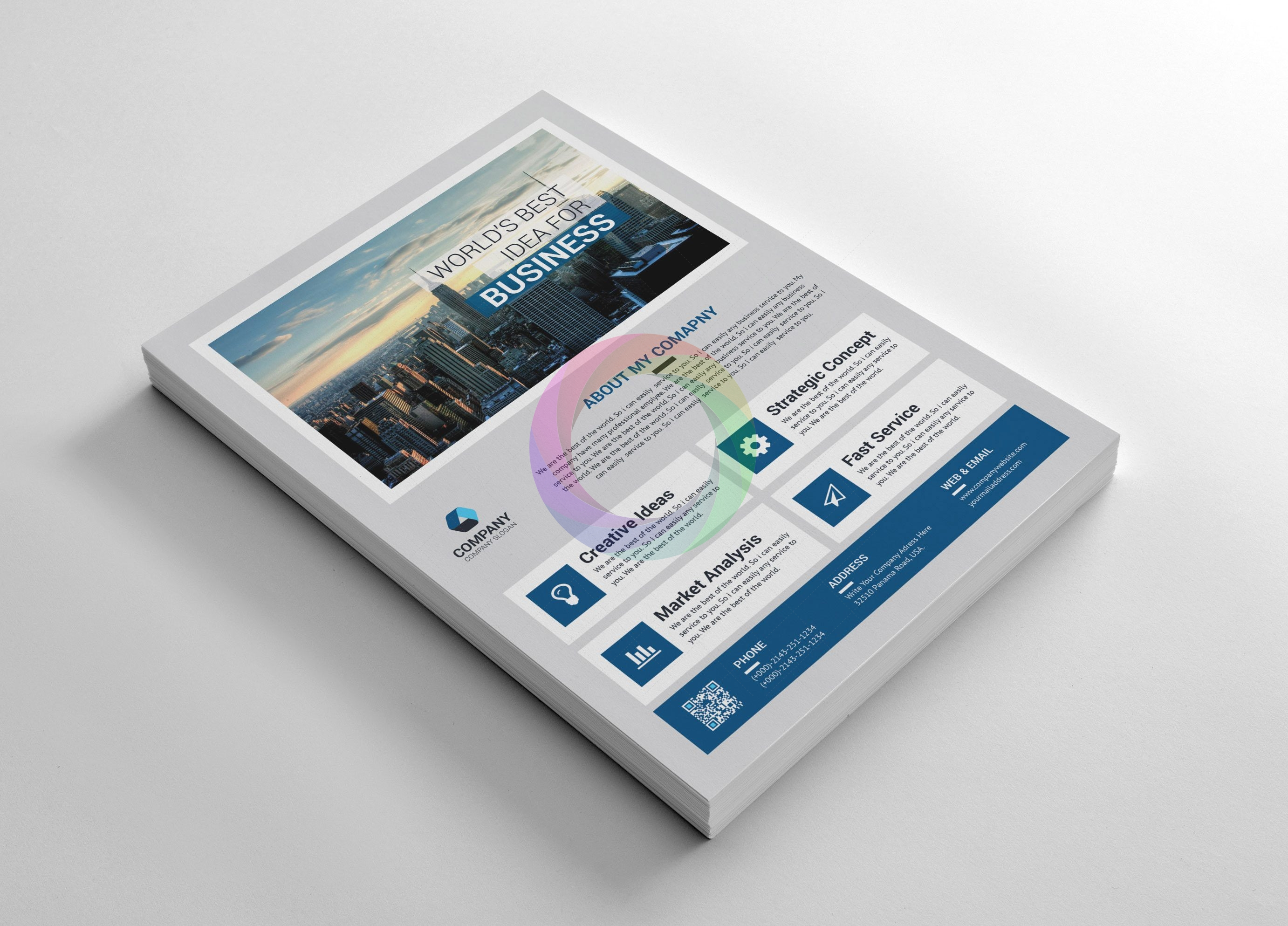 Classy Business Flyer Templates